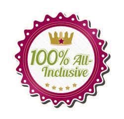100% All Inclusive