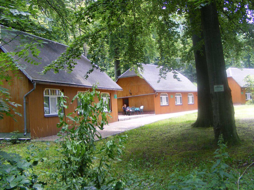 Ferienhaus im Kurpark