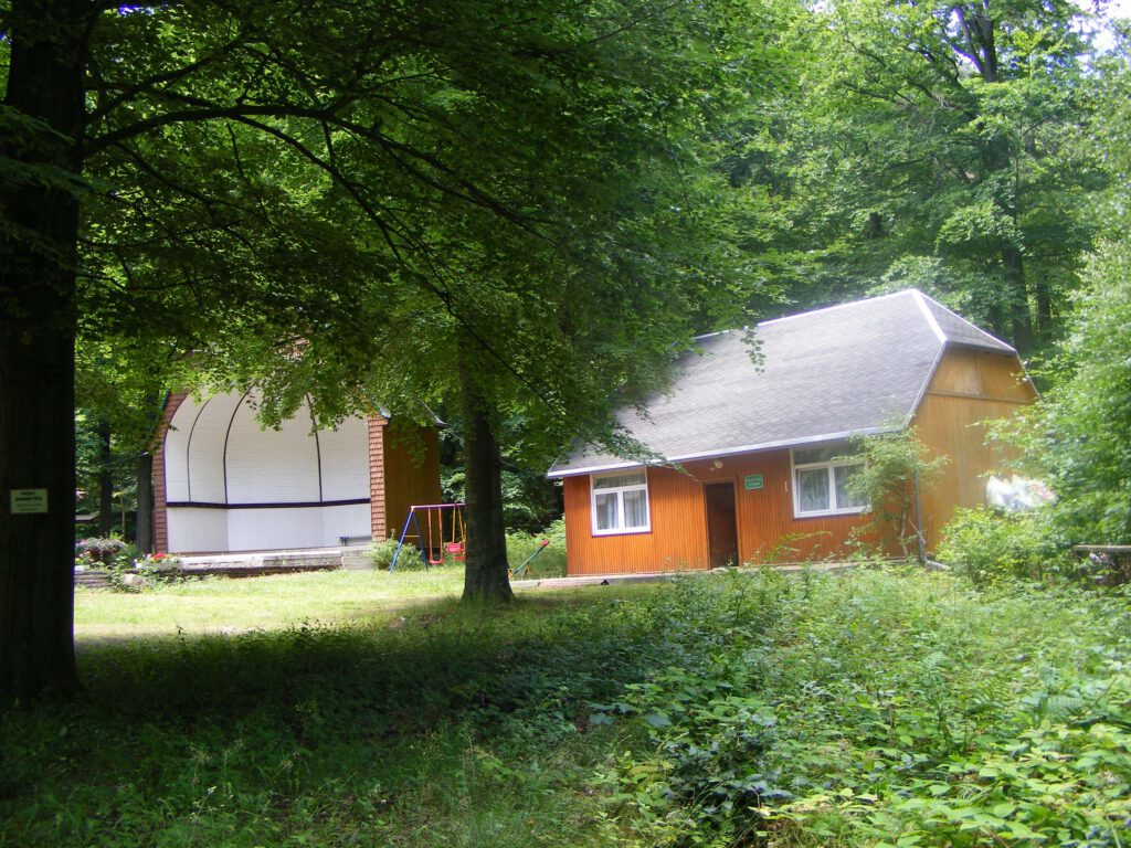 Ferienhäuser im Kurpark