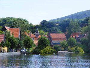 Am Forellenteich Ilsenburg