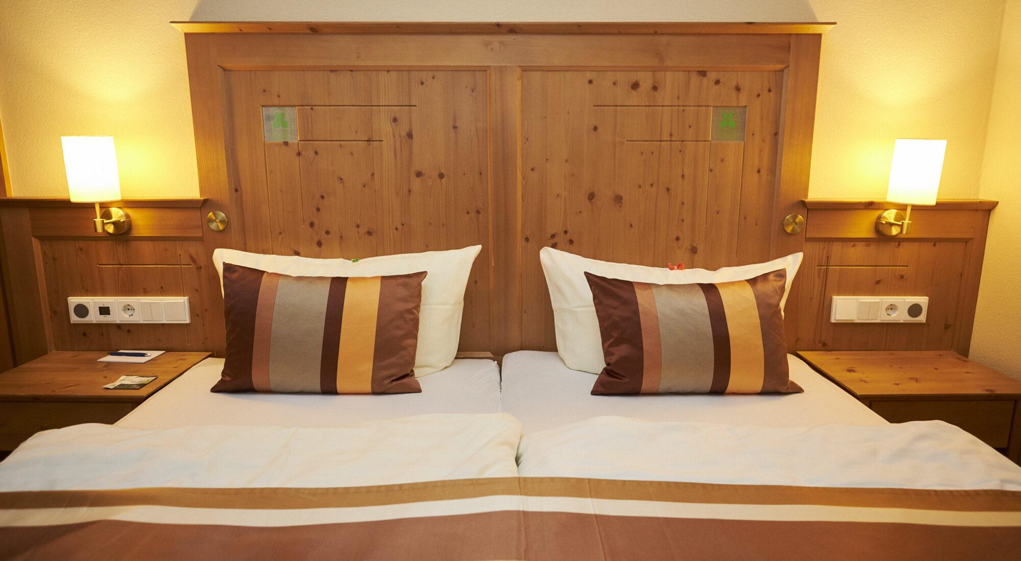 Flair-Suite Schlafbereich