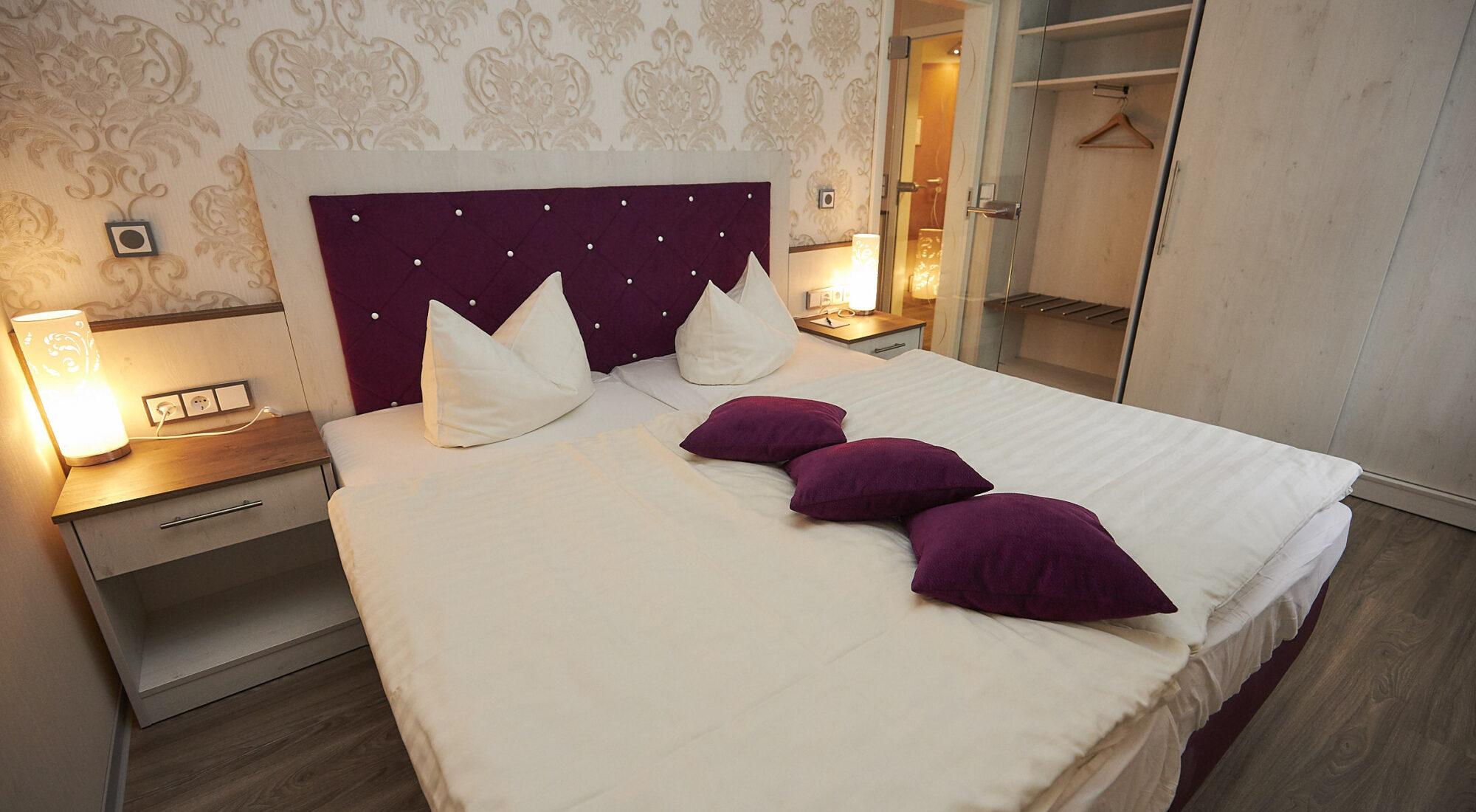 Schlafzimmer Ilse-Perle
