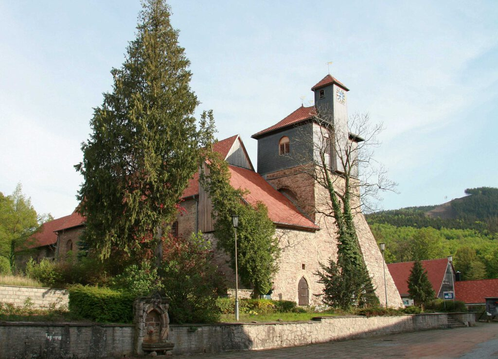 Kosterkirche Ilsenburg