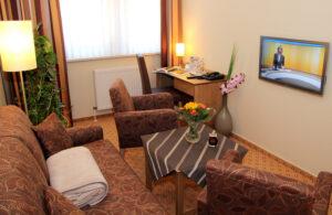 Flair Suite Wohnzimmer